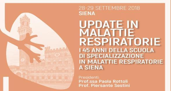 Update in Malattie Respiratorie